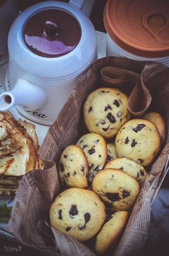 американское печенье быстрый рецепт