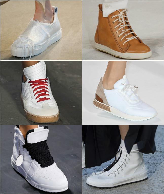 Какие кроссовки и кеды будут модны в 2016 году  Модные женские ... d9232c53697