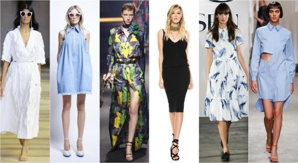 24e299dc7d3 Модные платья на лето 2016 года  какие платья в моде
