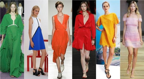 модные женские платья лето 2016 год женские