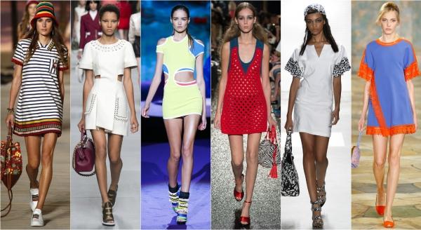 модные летние платья 2016