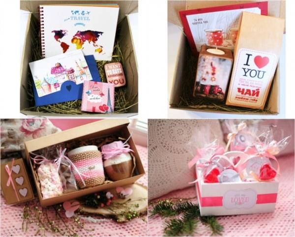 подарок на день валентина девушке