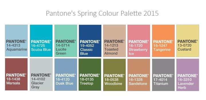 Какие цвета будут модными весной-летом 2016 года - фото №1