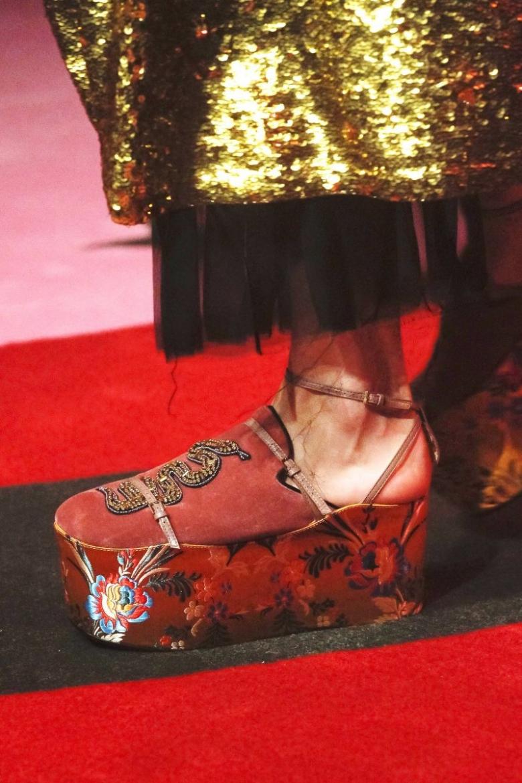 обувь Gucci ss 2017