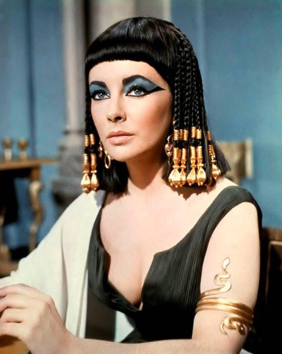 клеопатра макияж