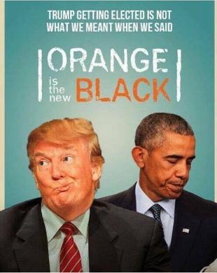Дональд Трамп стал президентом США. Что наобещал миллиардер-популист избирателям, реакция соцсетей, как голосовали звезды, цитаты - фото №24