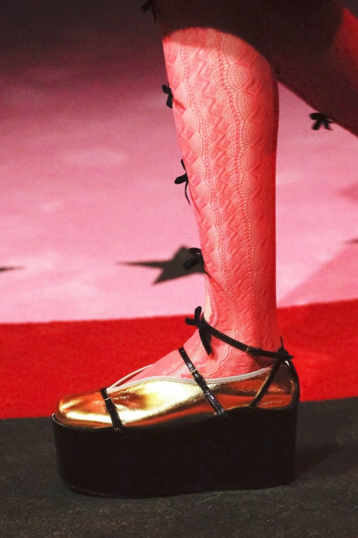 Gucci Ss 2017 обувь