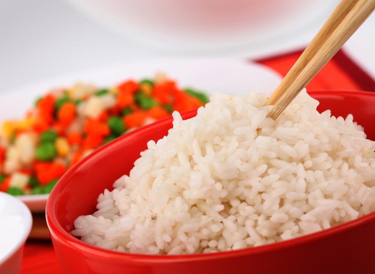 Рисовая диета: как похудеть, употребляя рис.