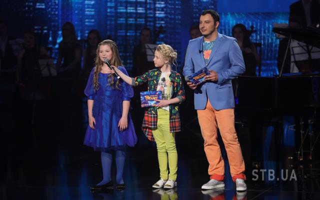 Україна має талант діти 14.05.2016