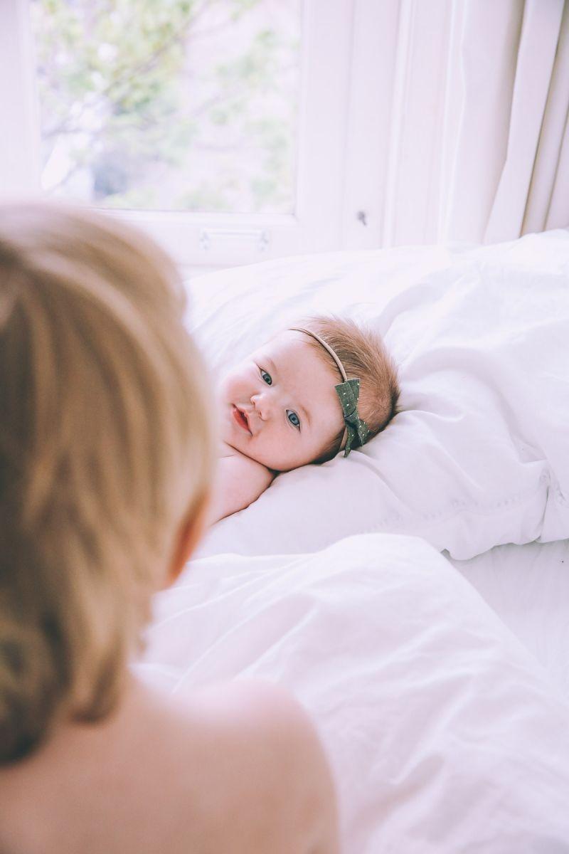 спальня ребенок