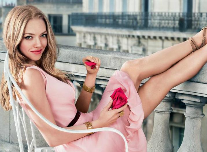 Аманда Сейфрид для нового аромата Givenchy