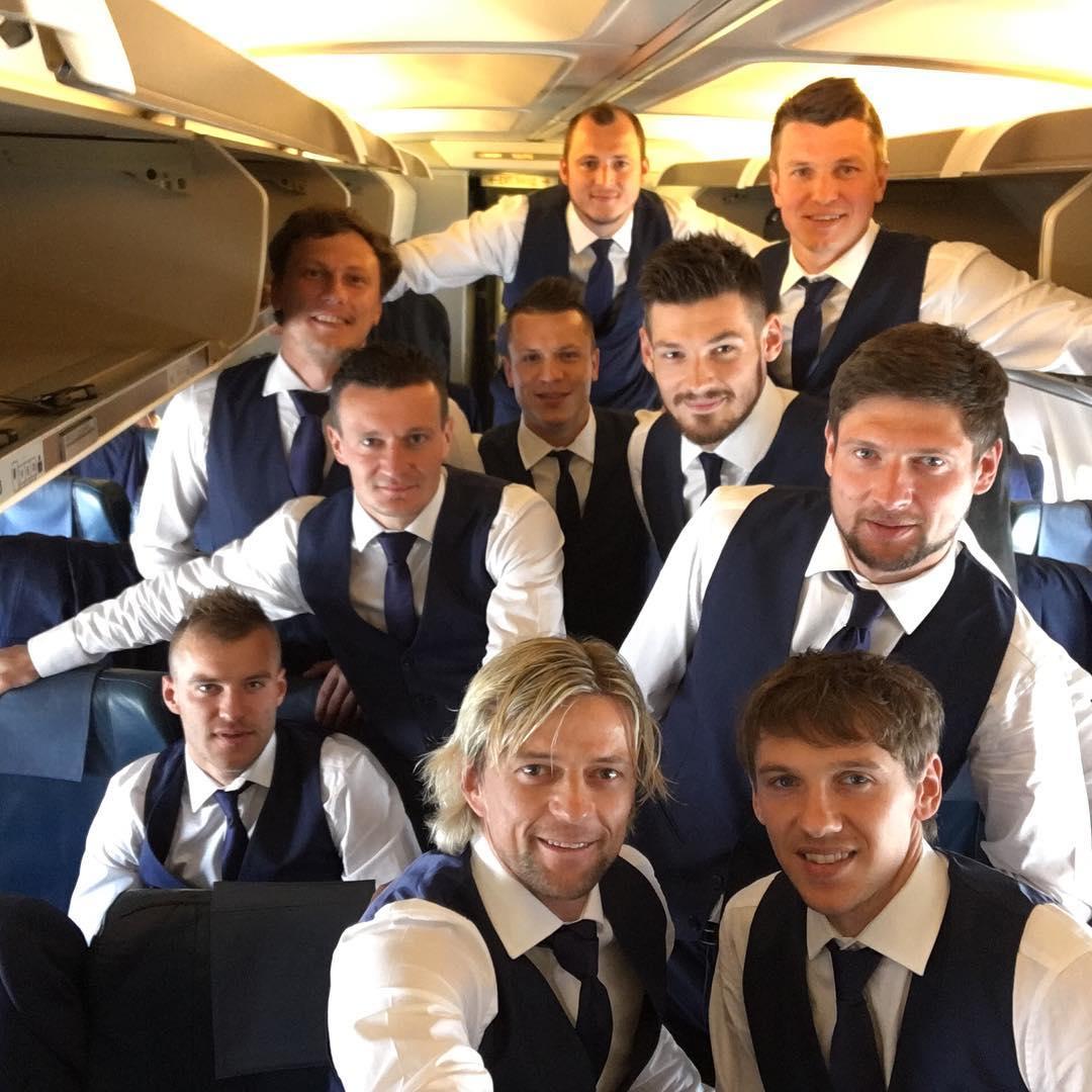 Футболисты сборной Украины в Инстаграме: как игроки готовятся к Евро-2016 - фото №1