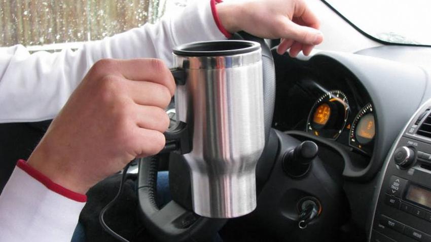 Автомобильная термочашка