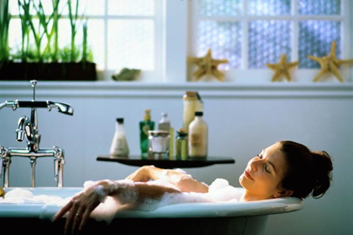 Как сделать кожу моложе в ванной - фото №2