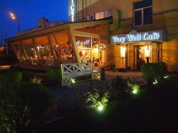 Топ-10 лучших ресторанов и кафе с летними террасами в Киеве - фото №3
