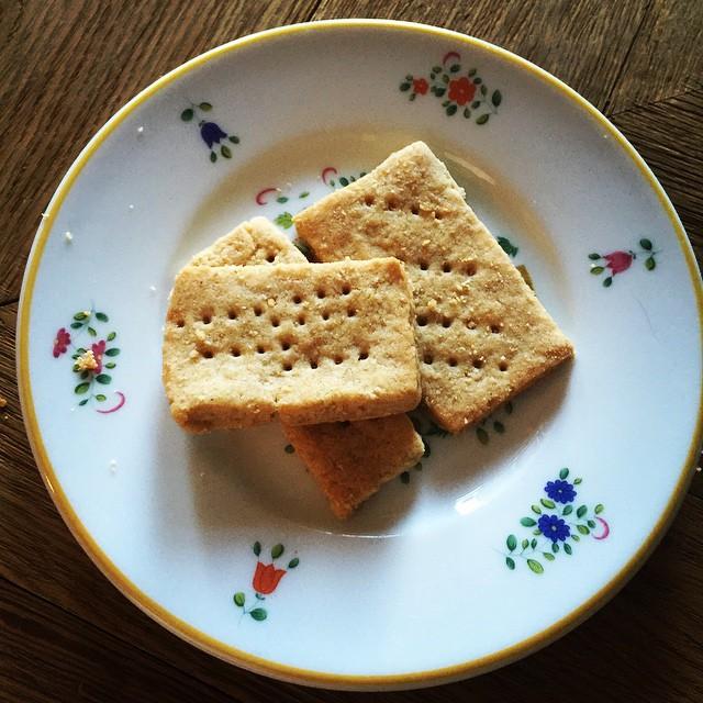 Как приготовить классическое шотландское печенье: рецепт от Ольги Фреймут - фото №5
