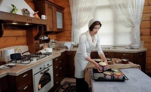 Пасха: как готовит куличи первая леди Украины - фото №2
