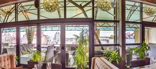 Топ-10 лучших ресторанов и кафе с летними террасами в Киеве - фото №15
