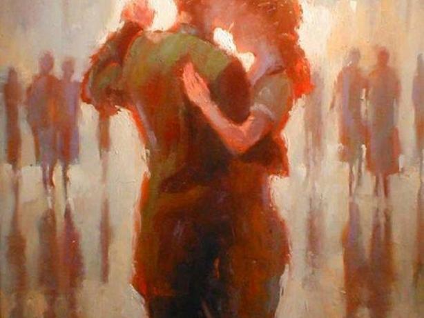 Танцующие в сумерках