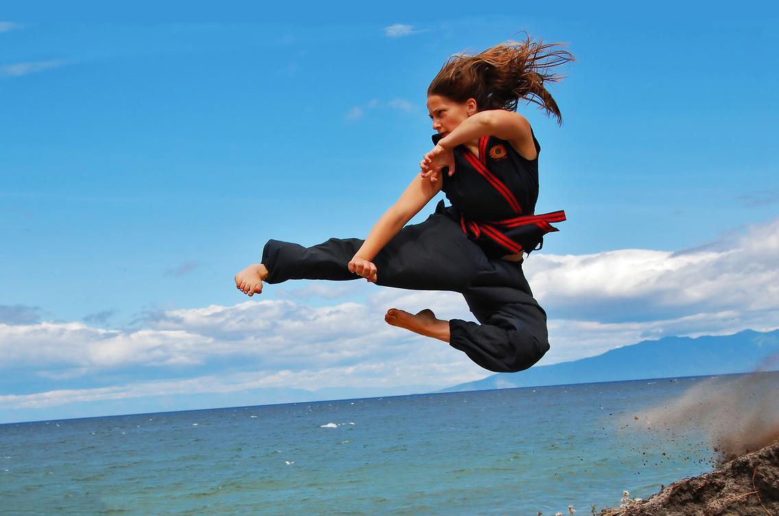 Какие боевые искусства для девушек