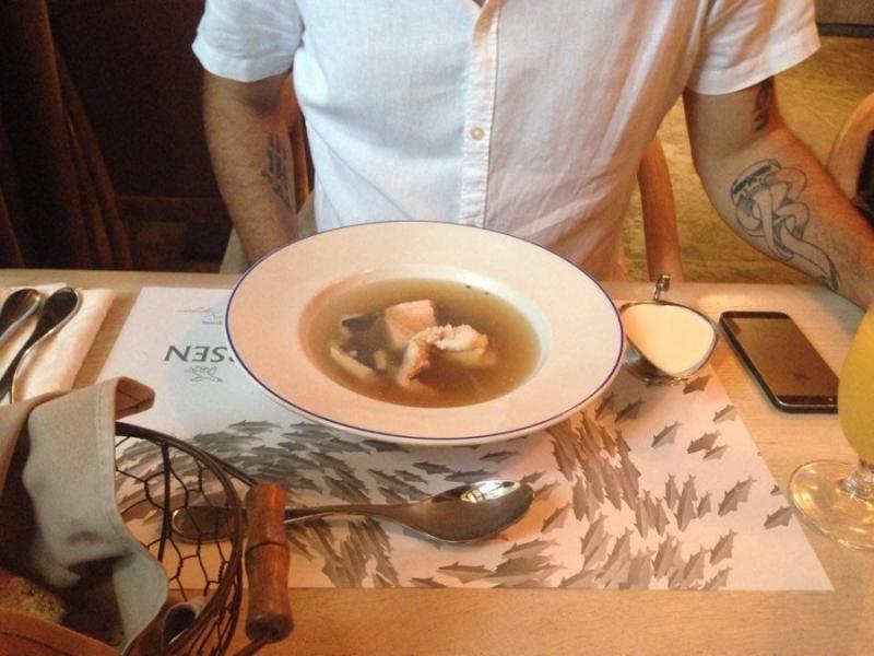 Блог Березы. В двух словах про обед в скандинавском ресторане IBSEN - фото №7
