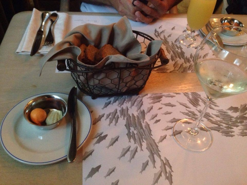 Блог Березы. В двух словах про обед в скандинавском ресторане IBSEN - фото №4