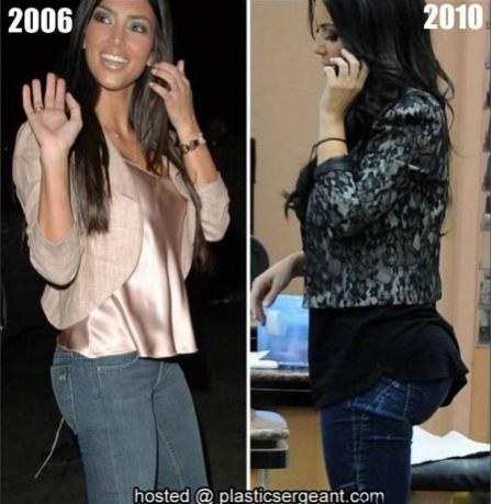Как стать ПОП звездой: опыт Ким Кардашьян - фото №3
