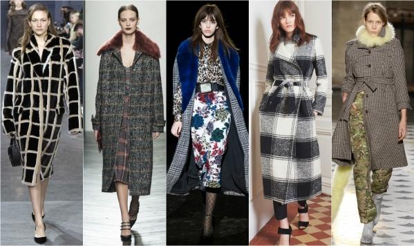 стильные пальто осень-зима 2016 2017 фото