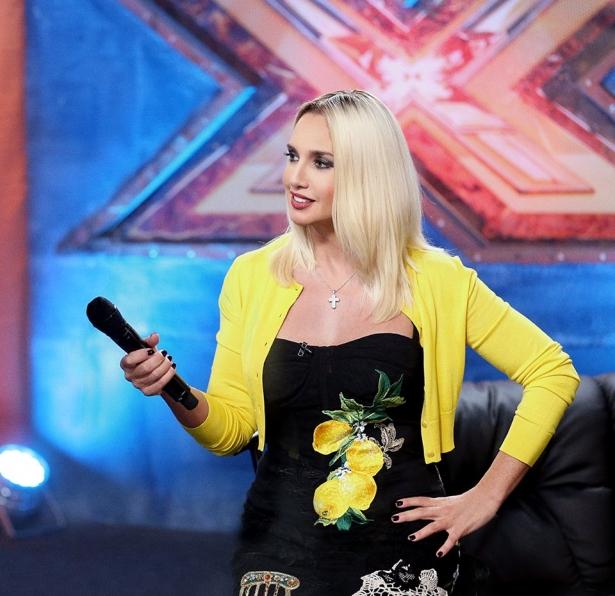 марченко стала блондинкой