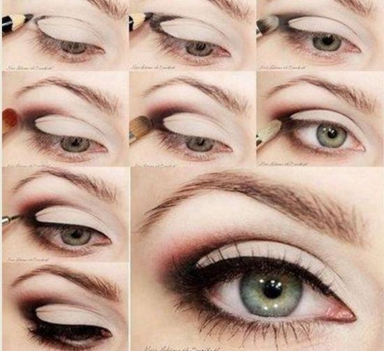 кошачий глаз гель лак на ногтях фото с дизайном 2018