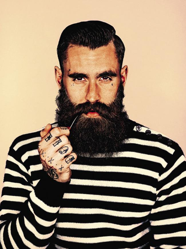 У него есть борода: киевские ламберсексуалы