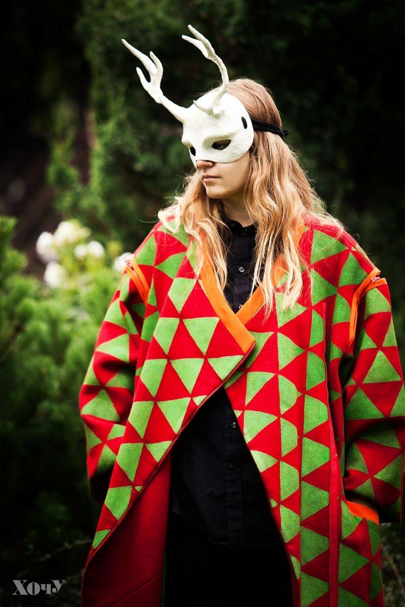 Больше, чем просто одежда: костюмы традиционного японского театра Но в коллекции Кати Ларченко