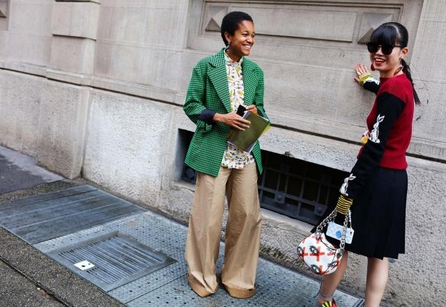 Street style: Неделя мужской моды в Милане весна-лето 2017