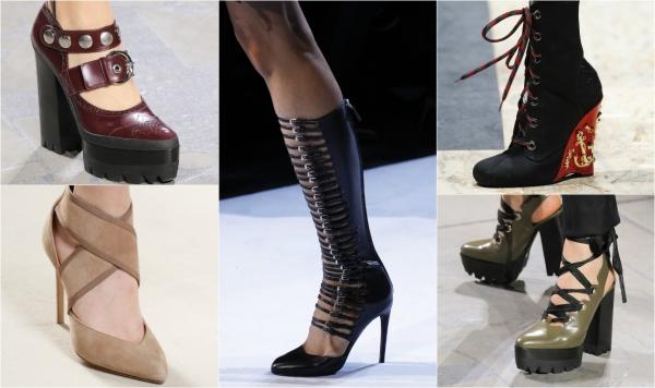 обувь осень 2016
