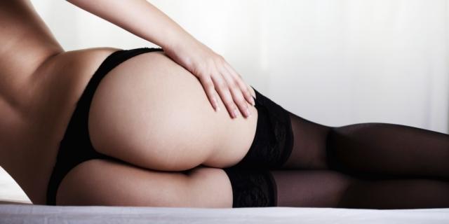 Резкий переход на анльный секс