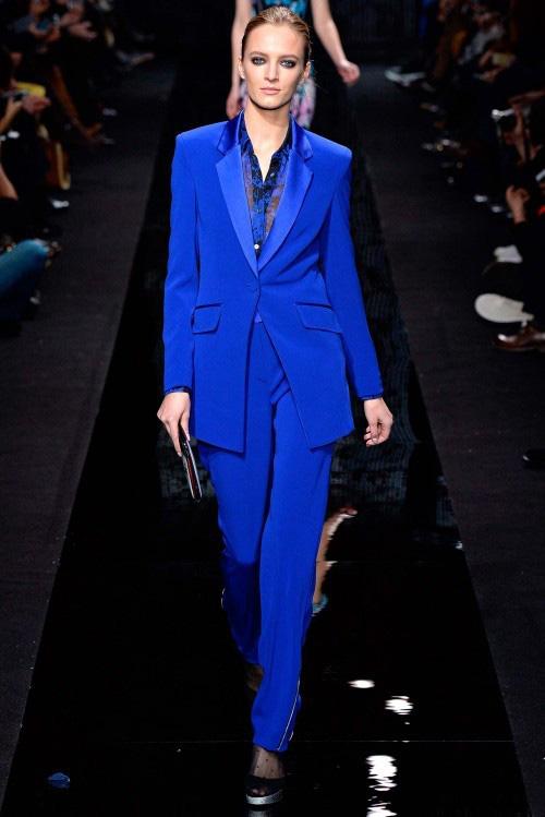 Начало Недели моды в Нью-Йорке Диана фон Фюрстенберг