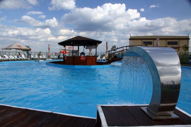 зоопарк бассейн