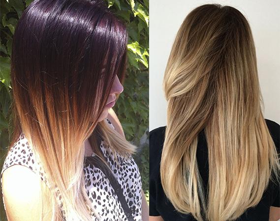 Какая разница между омбре и сомбре: изучаем техники окрашивания волос - фото №1