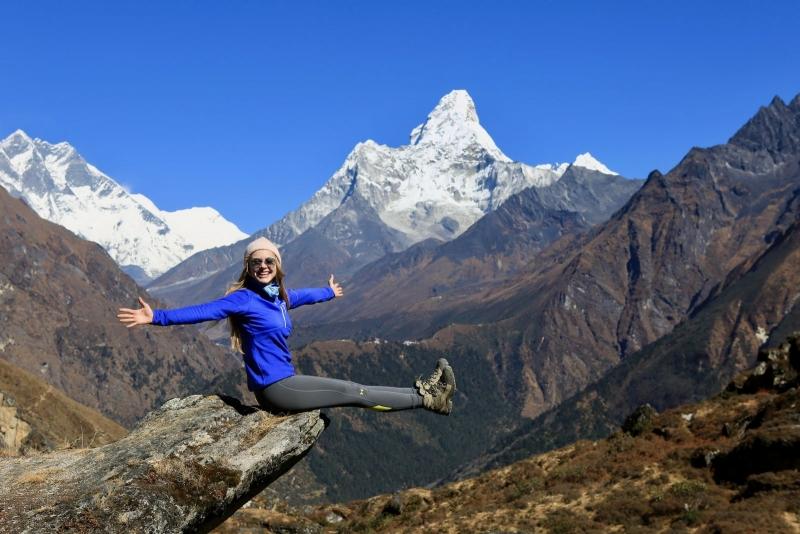 подняться на эверест тренировки