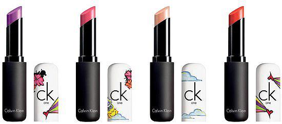 Вышла новая коллекция косметики от бренда Calvin Klein - фото №2