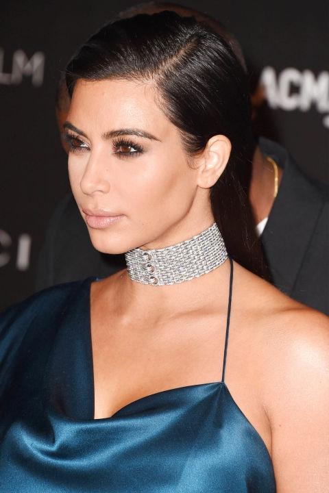 Ким Кардашьян 2014 год