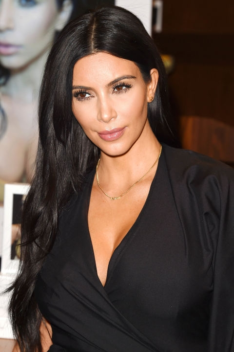 Ким Кардашьян 2015 год