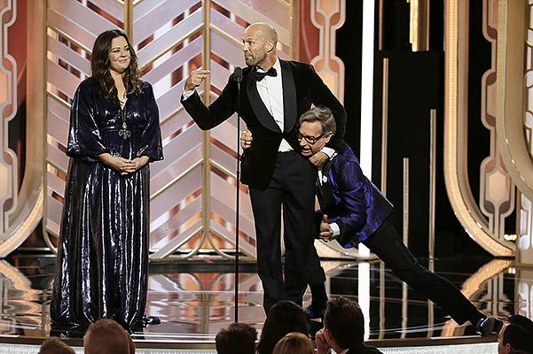 Победители премии «Золотой глобус 2016»: триумф Леонардо ДиКаприо и Леди Гаги - фото №6