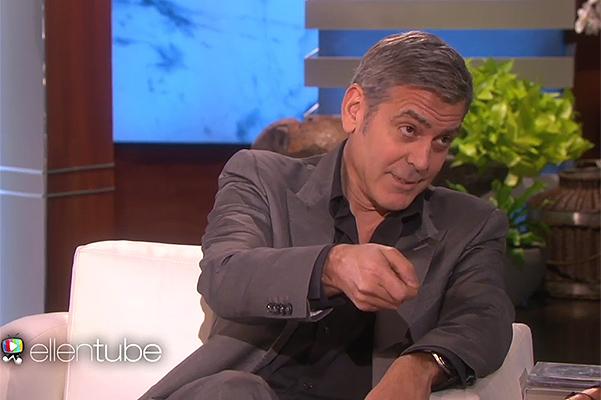 Клуни о предложении