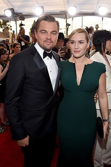 """Кейт Уинслет о своих отношениях с Леонардо Ди Каприо: """"Мы до сих пор очень близки"""" (ФОТО) - фото №1"""