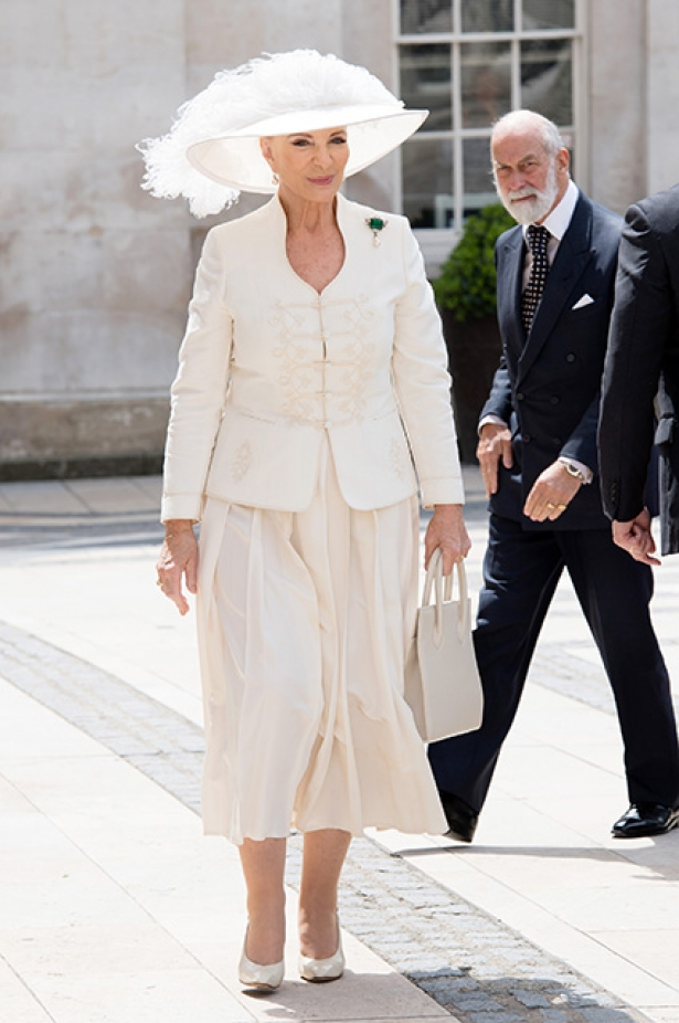 Баронесса Мария Кристина фон Рейбниц