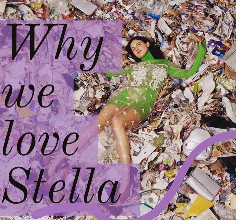 Stella McCartney переходит на шелк из ферментированных дрожжей
