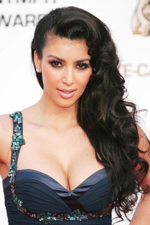 Ким Кардашьян 2008 год