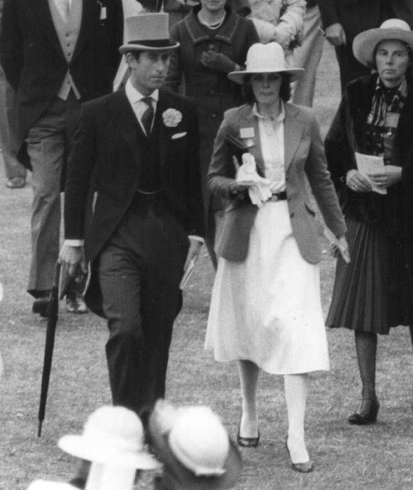 Любовь проверенная годами: Камилла Паркер-Боулз и Принц Чарльз