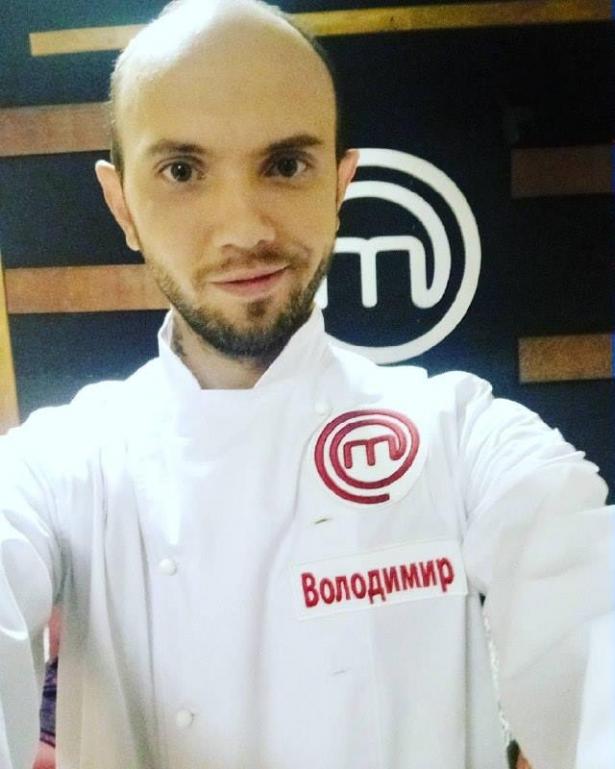Владимир Троцкий. Мастер Шеф 7 сезон